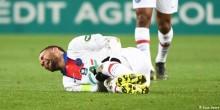 "Dupraz : ""Je ne vais pas pleurer, je laisse ça à Neymar"""