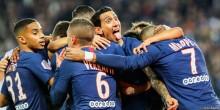 L1/mi-saison : 6 Parisiens dans l'équipe type !