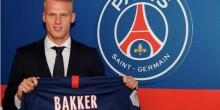 Les premiers mots de Bakker au PSG