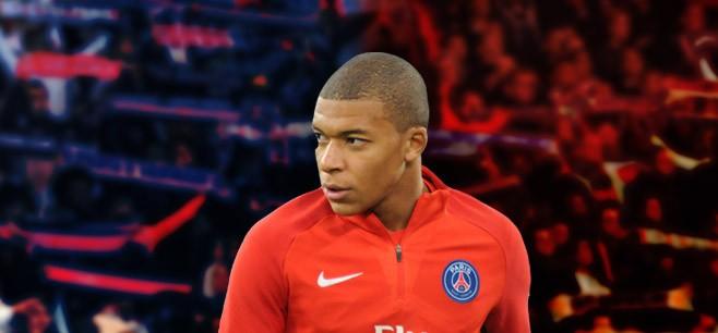 Le message de Mbappé à ses coéquipiers à la mi-temps de Dijon-PSG - paristeam.fr