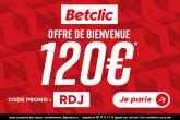 Amiens-PSG : 220€ offerts sans condition !