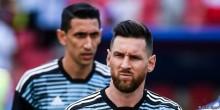 Di Maria a le spleen de la sélection et a tenté le coup pour Messi au PSG
