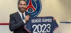PSG : Ramos, gros vendeur de maillots