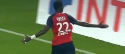 VIDEO : Weah a déjà marqué