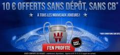 PSG-Rennes : EXCLU-10€ offerts pour parier