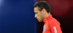 Barça-PSG : Neymar a la rage