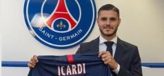 Le numéro de Mauro Icardi au PSG