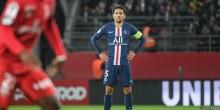 Dijon 2-1 PSG : les notes des Parisiens