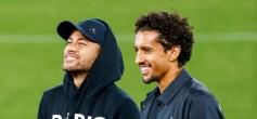 PSG : Neymar, Marquinhos pas très serein...