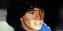 Maradona : les unes de la presse françaises