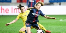 (F) : un attaquante internationale suisse débarque au PSG