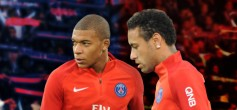 VIDEO : Neymar félicite Mbappé