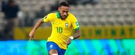 Brésil : Neymar marque un triplé et dépasse Ronaldo !