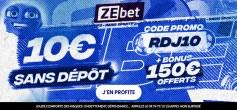 """360€ à gagner & 10€ offerts """"sans déposer"""" pour PSG-Angers !"""