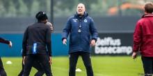 Le coach de Bruges laisse la pression au PSG