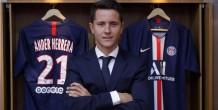 PSG : Herrera fait forte impression à Verratti
