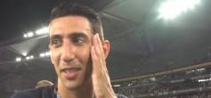 VIDEO : l'explosion de joie de Di Maria